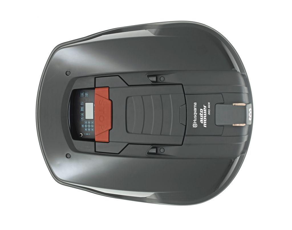 husqvarna automower 265acx immergr n24 ihr rasenroboter profi in sachsen. Black Bedroom Furniture Sets. Home Design Ideas