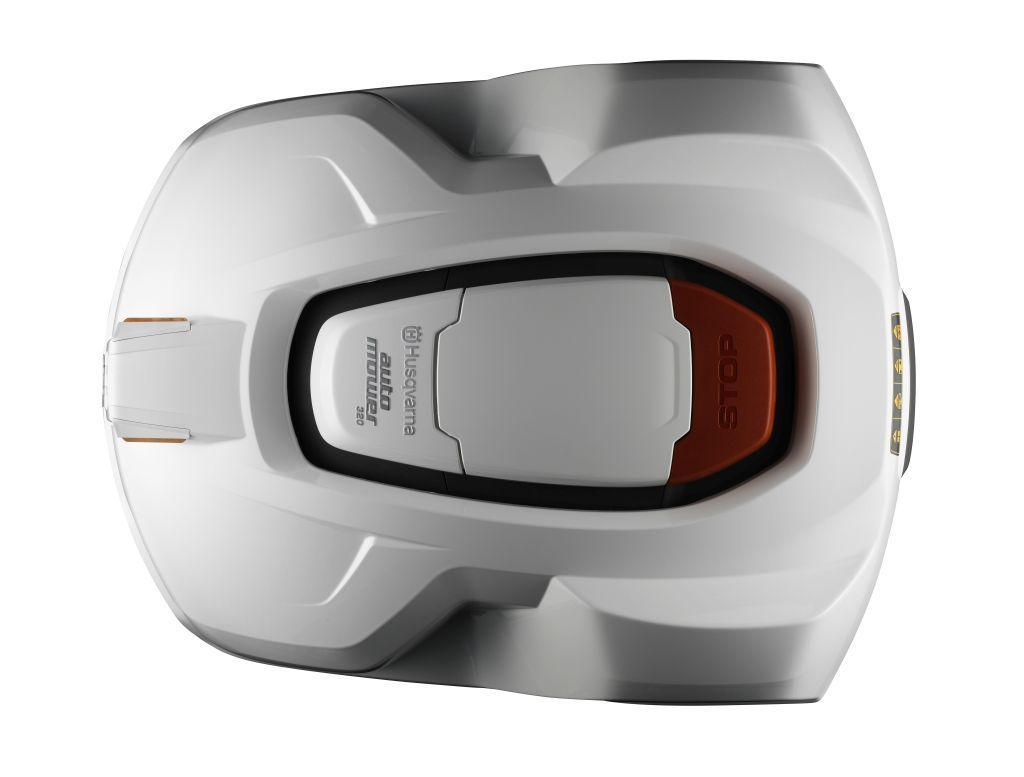 wechselcover abdeckung husqvarna automower 320 wei. Black Bedroom Furniture Sets. Home Design Ideas