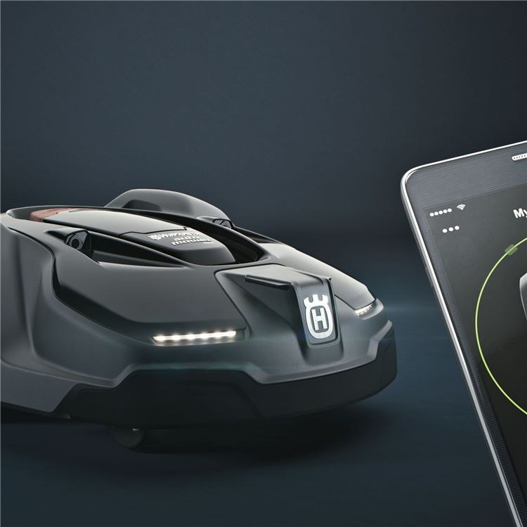 Husqvarna.Automower.x-line.Automower.Connect